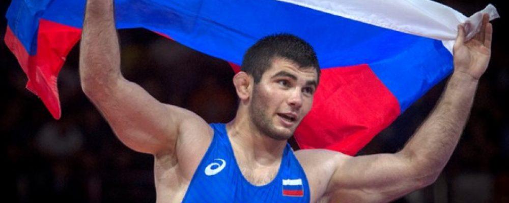 Борьба: достижения российских борцов на международном турнире