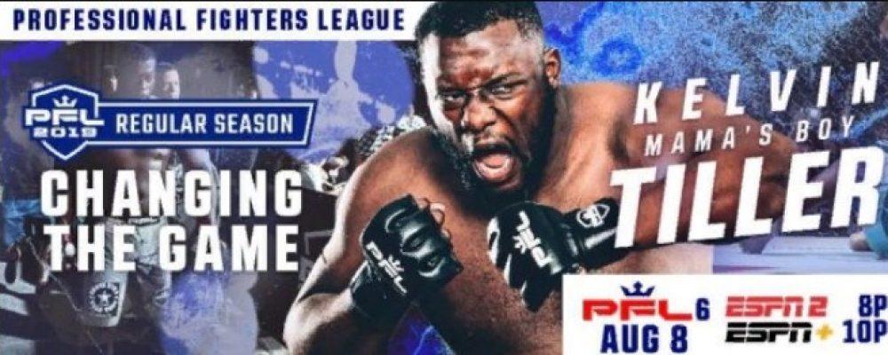 Professional Fighters League — PFL 6: 2019 Regular Season