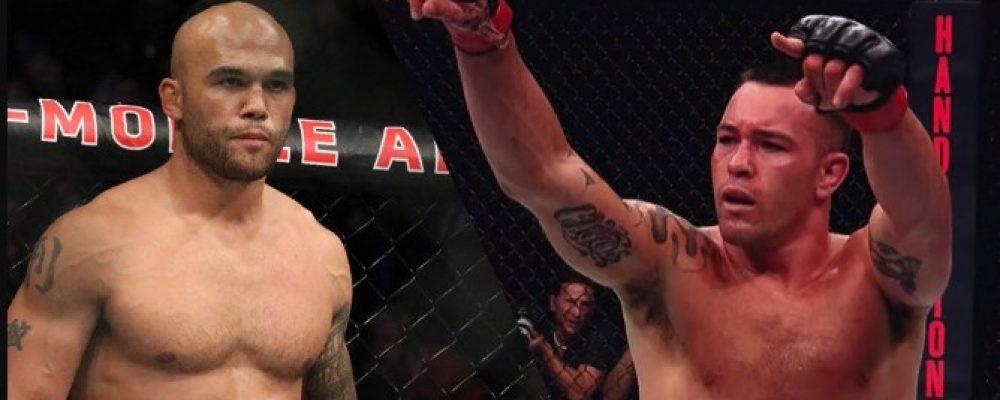 ММА. UFC on ESPN 5: Колби Ковингтон — Робби Лоулер