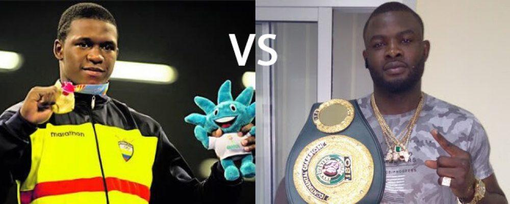 Мартин Баколе Илунга vs Итало Переа. Бокс — 2 августа