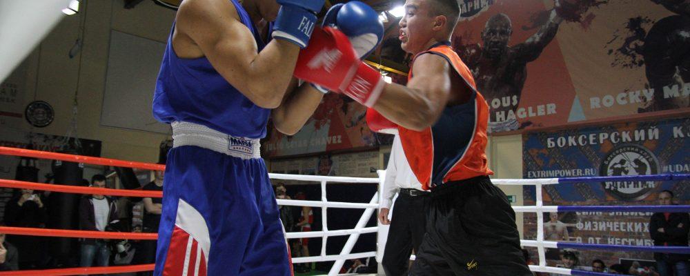 Открытый ринг по боксу — 24 ноября — БК Ударник на Алексеевской