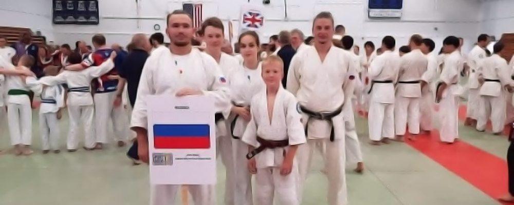 Достижения сборной России. Международный турнир по айкидо 2019