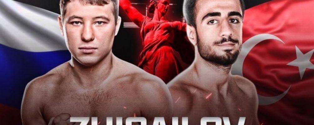 Прямая трансляция турнира «Волгоградская битва»: Артем Жигайлов — Мехмет Зеки