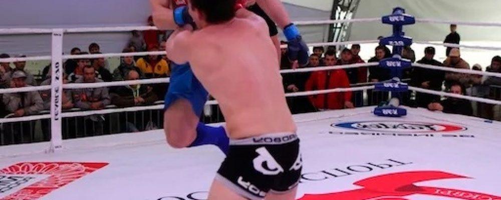Всероссийское соревнование по ММА (Мастерский турнир)