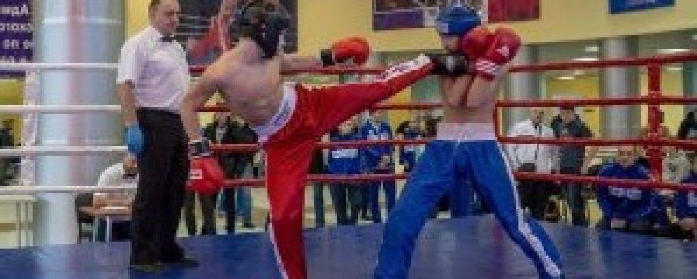 Традиционный детско-юношеский турнир по кикбоксингу «Золотая перчатка» 2018