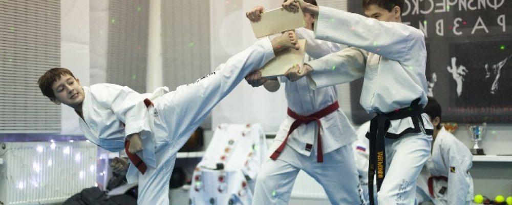 3-й Открытый Кубок Москвы по тхэквондо