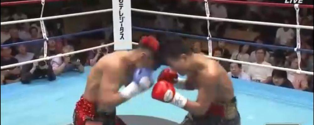 Видео боя: Юки Нагано — Макото Кавасаки