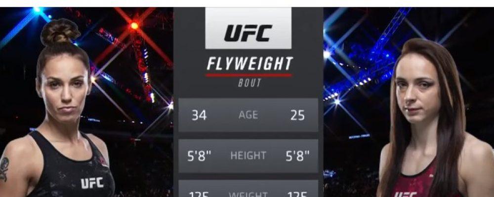 Итоги боя UFC on ESPN 5. Антонина Шевченко — Люси Пудилова