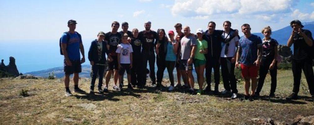 Боксерские сборы Клуба Ударник 2020 на Черном Море — Крым, Алушта, база МАИ
