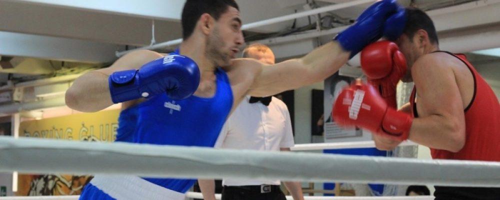 Открытый ринг по боксу — 18 ноября — БК Ударник на Шоссе Энтузиастов