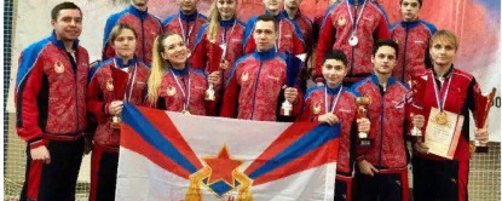 Чемпионат и первенство России по кикбоксингу в разделах «лайт-контакт» и «поинтфайтинг»