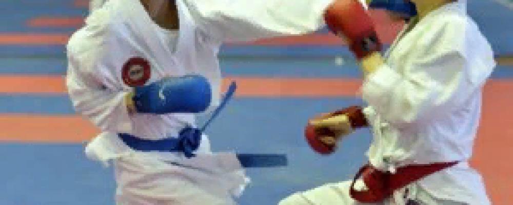 Первенство Москвы по каратэ среди юношей и девушек 10-15 лет