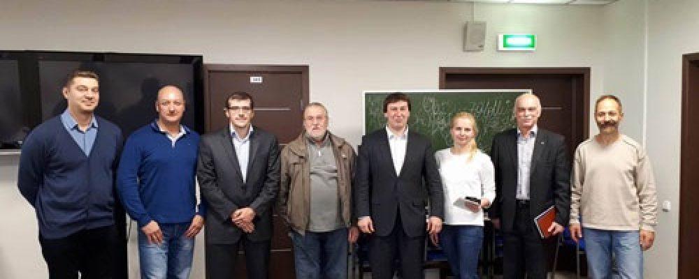 Cовещание «Московское Айкидо: перспективы развития» 2017