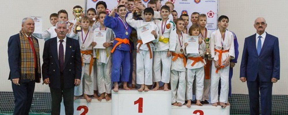 Московские соревнования по дзюдо среди юношей и девушек (2005-2006 г.р.)
