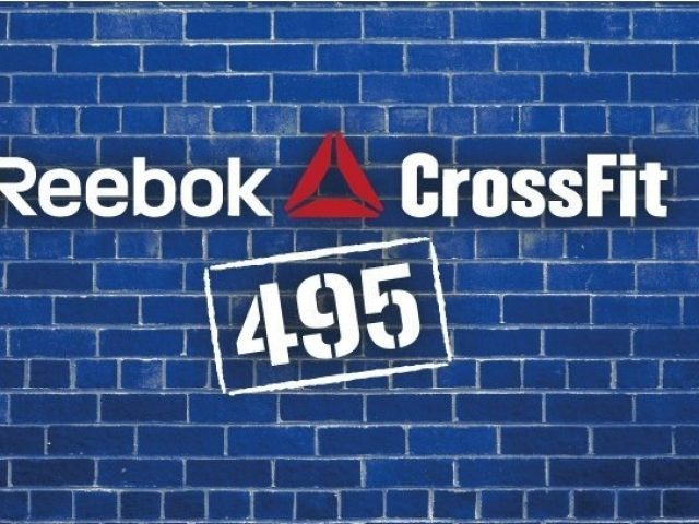 КЛУБ REEBOK CROSSFIT 495