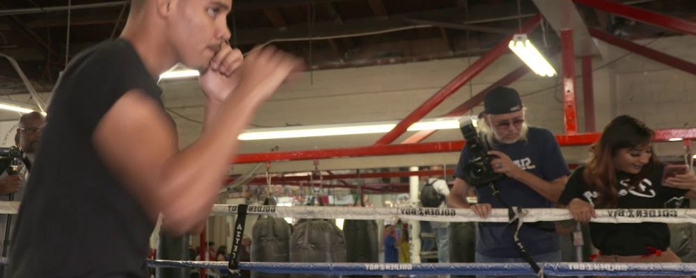 Видео боя: Диего Пачеко — Терри Энрандес