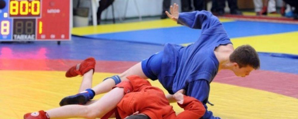 Открытый турнир по боевому самбо «Приз И. Ципурского»