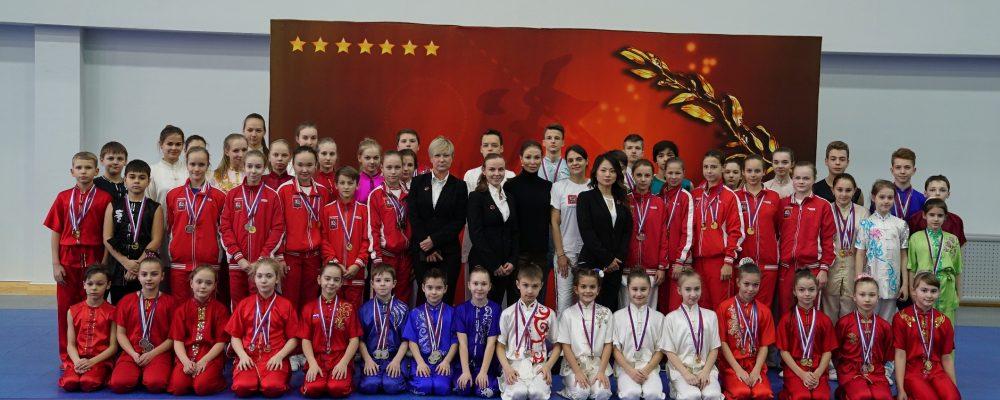 Чемпионат и Первенство России по традиционному ушу 2018