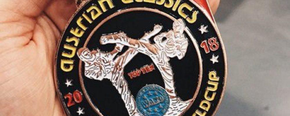 Призеры и победители москвичи Кубка Мира по кикбоксингу «Austrian Classics» 2018