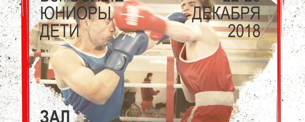 Спарринги — Открытый ринг по боксу — Турнир «Ударная Сила — НОВОГОДНИЙ» 22-23 декабря — БК Ударник на Кожуховской