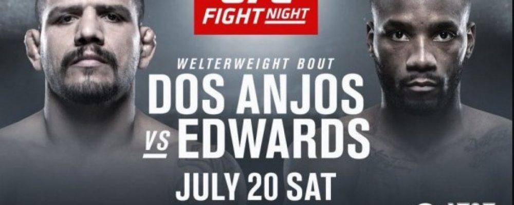 20.07.2019 Прямая трансляция UFC on ESPN 4