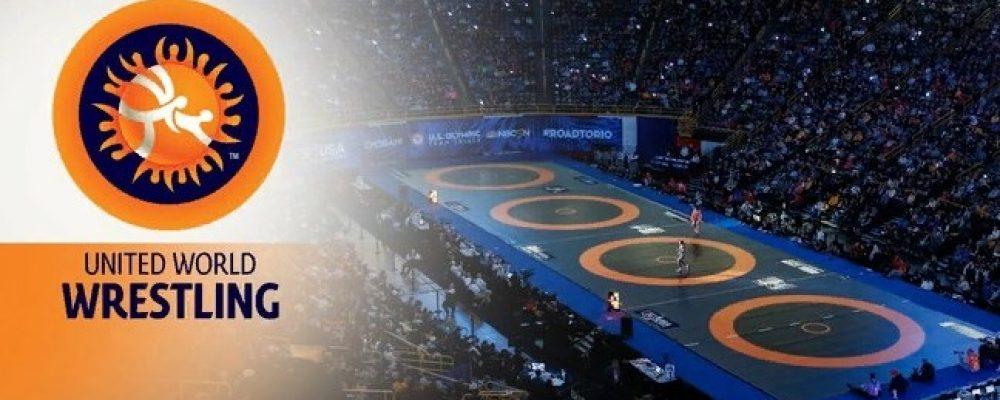 Прямая трансляция первенства мира по спортивной борьбе в Софии
