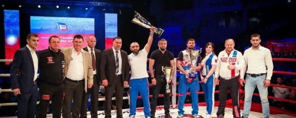 Поздравляем призеров из Москвы на Чемпионате России по ММА 2018 (Результаты)