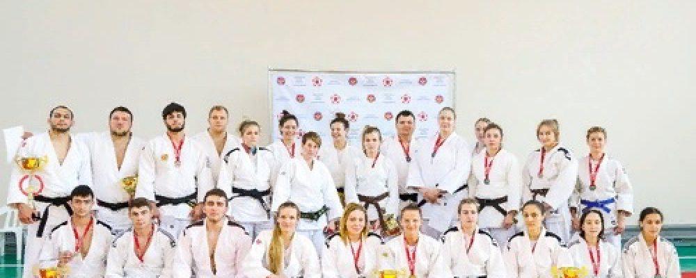 Результаты Чемпионата Москвы по дзюдо среди мужчин и женщин 2018