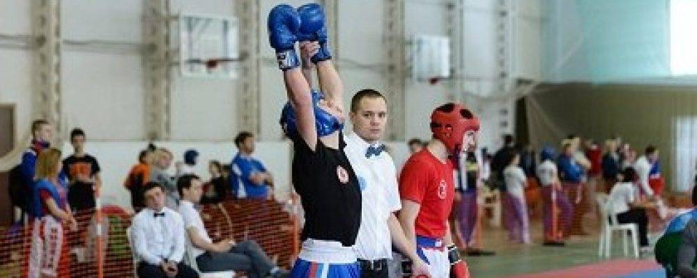 Всероссийское соревнование по кикбокиснгу «Moscow Open» 2018
