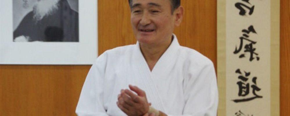 Семинар айкидо Йокоты Йошиаки