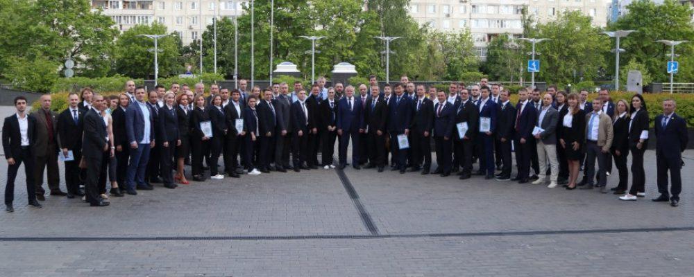 Собрание тренеров по тхэквондо ИТФ в Москве