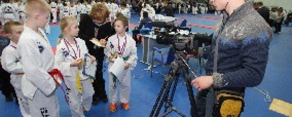 VIII Открытый Кубок Северо – Запада по тхэквондо ИТФ среди юношей и девушек 12-13 лет, юниоров и юниорок 14-15 и 16-17 лет