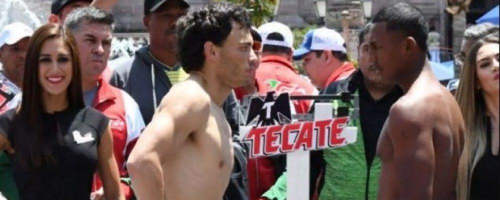 Видео и результаты боя. Хулио Сезар Чавес-младший — Эверт Браво