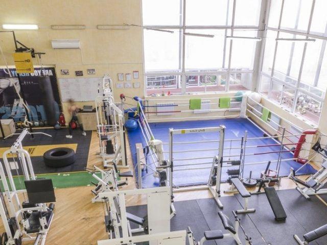 Боксерский клуб Ударник на Домодедовской